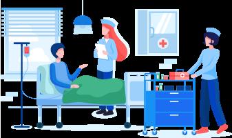 nursing home healthcare Hipaa