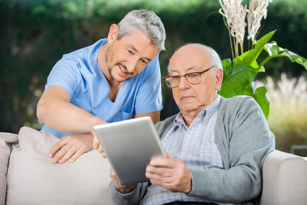 Family Communication with Nursing Home